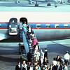 1965 12 Aankomst op Schiphol.