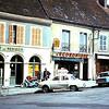 Het cafe (1 van de 23....) in Toulon.