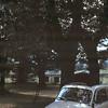 1966 19 Kamperen onderweg naar Universiteit van Pisa.