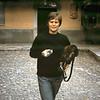 1966 60 Ina Klaassen kwam mij aflossen.
