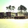 1967 01 Exercitie in Ossendrecht op de familiedag.