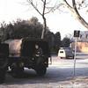 1967 05 Met de 1-tonner ergens bij Breda. Willem Pik in de auto.