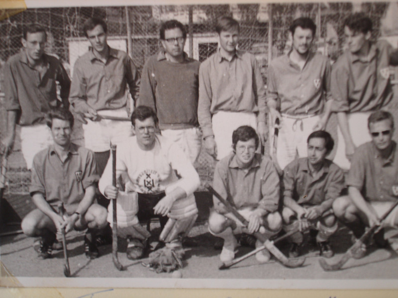 1967 - Strawberries team in Idar Oberstein