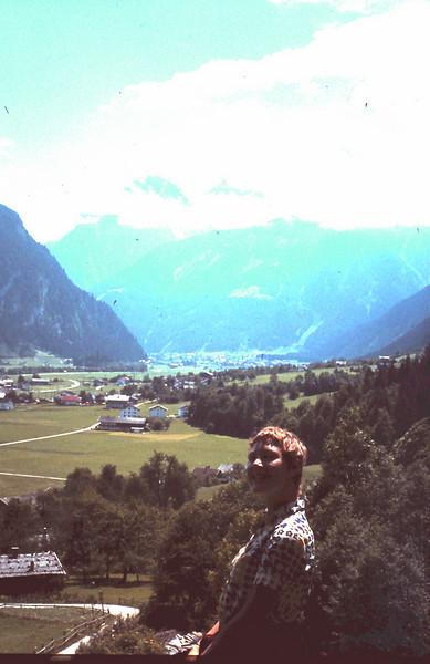 1972 01 Korte vakantie Zillertal