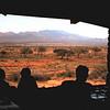 Uitzicht vanuit de Kilaguni lodge in Tsavo.
