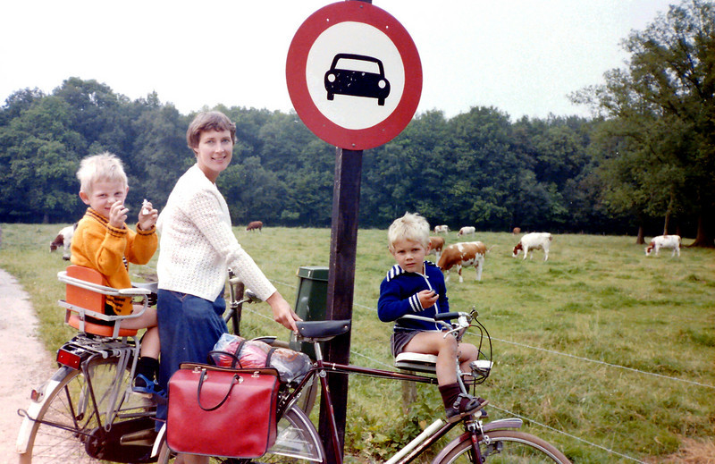 Vakantie Delden 21/7 t/m 29/7 1979