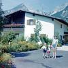 Ons appartement bij de familie Vergeiner in Munster, Tirol.