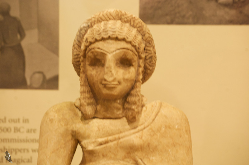 early assyrian woman