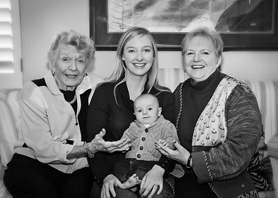 four generations closer bw (1 of 1)