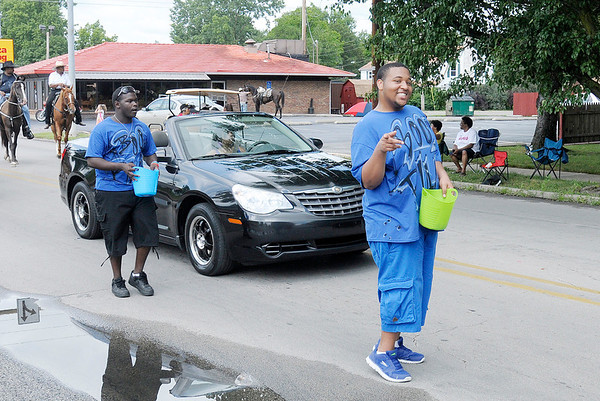 Don Knight/The Herald Bulletin<br /> Photos from the Anderson Black Expo Summer Fest on Saturday.