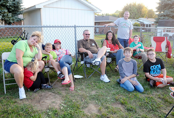 Don Knight/The Herald Bulletin<br /> Anderson hosted Marion for homecoming on Friday.