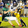 Don Knight/The Herald Bulletin<br /> Anderson hosted Marion for homecoming on Friday.<br /> 72 9