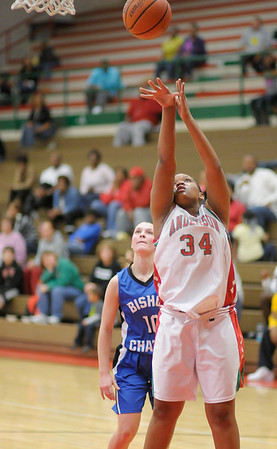 Anderson hosted Bishop Chatard on Saturday.
