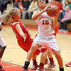 Anderson hosted Jay County on Thursday.