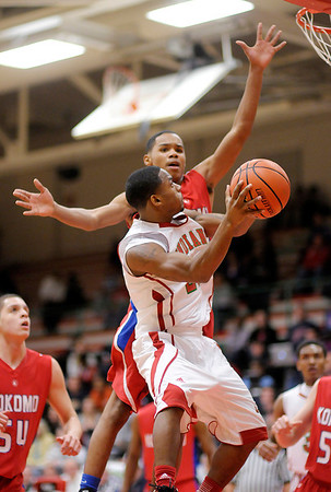 Anderson hosted Kokomo on Friday.