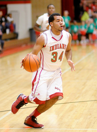 Anderson hosted Indianapolis Manual on Saturday.