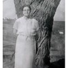 "Mabel Alfilda Eugenia Fredine Anderson,   ..   born 1897.<br /> - ""May 57"" :: (stamp on print)."