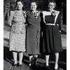 Mabel  --  Clara Anderson Gaustad  --  Alma Geisnes Anderson