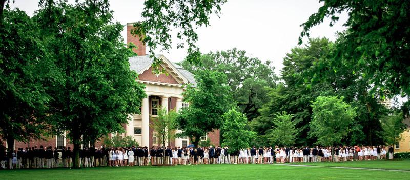 Andover Graduation 2012