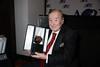 Sirio Maccioni displays his  Andrea Bocelli Humanitarian Award <br /> photo by Rob Rich/SocietyAllure.com © 2014 robwayne1@aol.com 516-676-3939