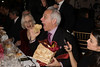 Geoffrey Zakarian attempts to eat at 300 gram truffle from Urbani Truffles at the 40th.Anniversary of LeCirque.<br /> photo by Rob Rich/SocietyAllure.com © 2014 robwayne1@aol.com 516-676-3939