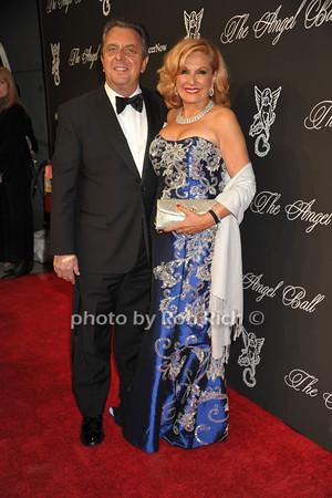 Frank Rella and Michele Rella