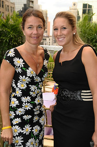Krista Justus, Lindsey Brown photo by Rob Rich © 2009 robwayne1@aol.com 516-676-3939