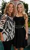 Denise Rich, Brooke Milstein<br /> photo by Rob Rich © 2009 robwayne1@aol.com 516-676-3939