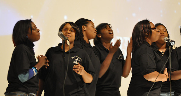 Angelic Voices of Praise-October,2008