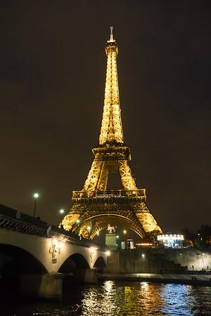 Angie & Ike Paris & London Vacation