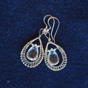 Aniko's wire wrapped jewelry