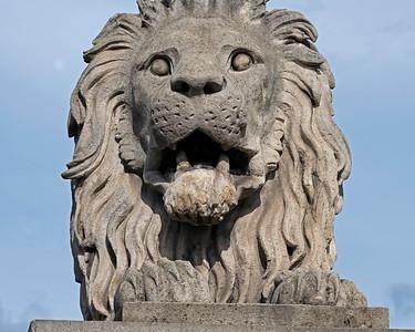 Steel Bridge Lion