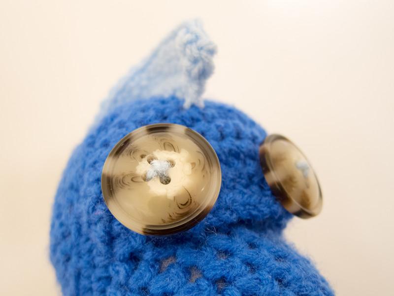 Button Eyes
