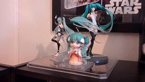 Anime and Figures