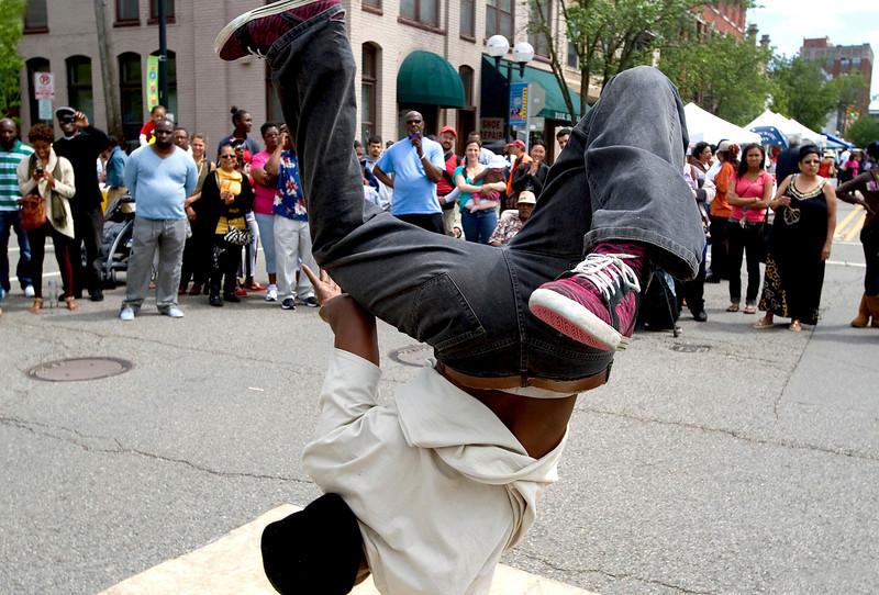 African American Festival in Ann Arbor, MI