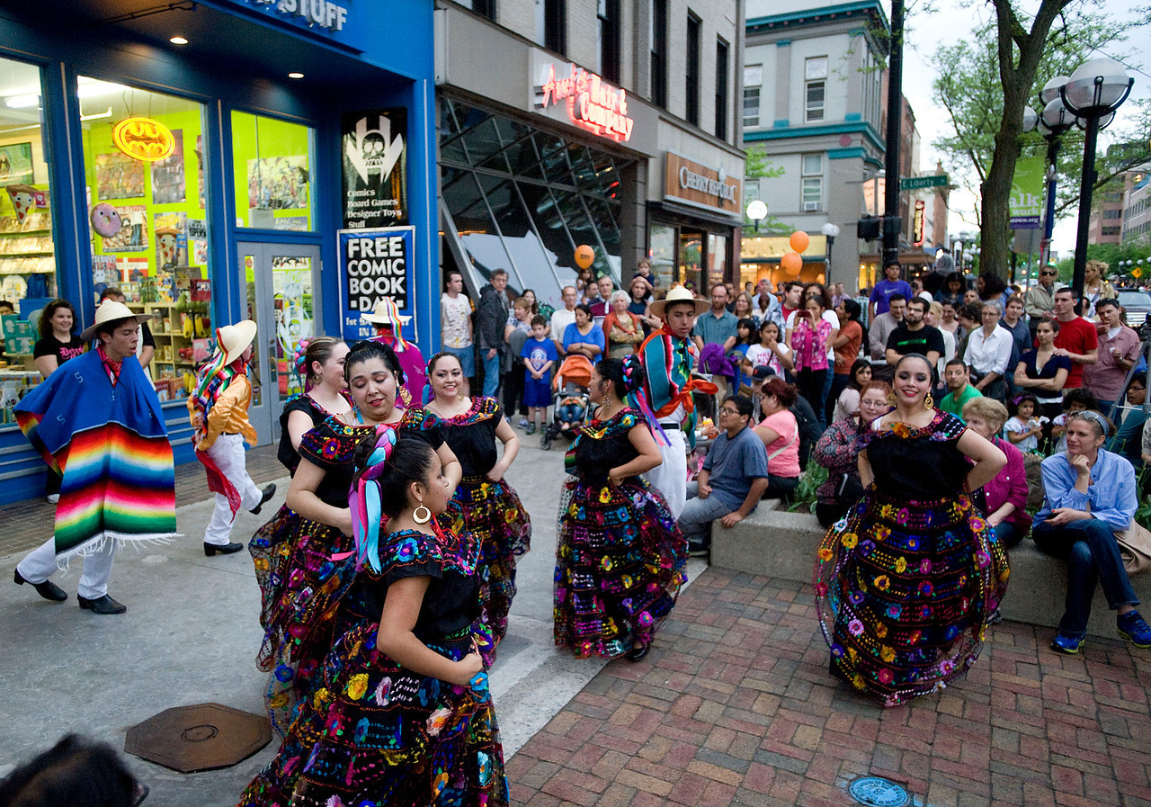 Cinco De Mayo in Ann Arbor, MI