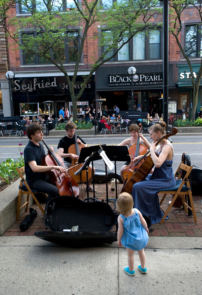 Cello Quartet in Ann Arbor, MI