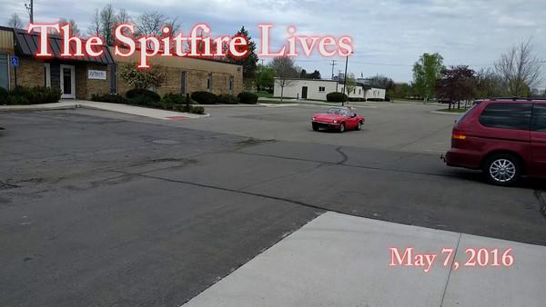The Spitfire Lives - 2016-05-07