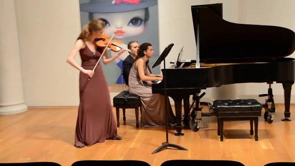 Anna Petrova, Rebecca Anderson, Christine Jeong Lee