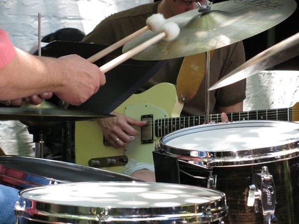 Rams Head Jazz Brunch!Rams Head Jazz Brunch, West St., Annapolis Copyright Sue Steinbrook