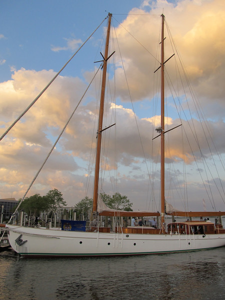 National Sailing Hall of Fame, Annapolis MD Copyright Sue Steinbrook