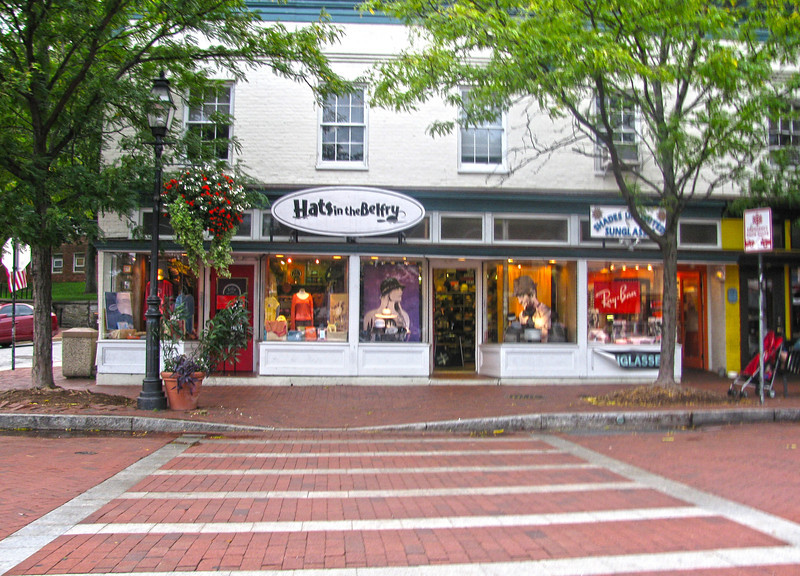 Main Street Annapolis Copyright Sue Steinbrook