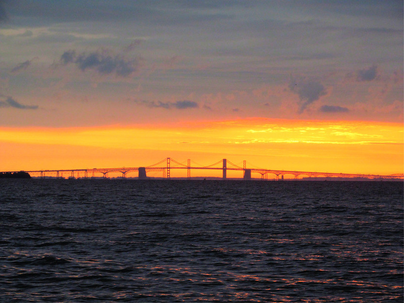 The Bay Bridge Summer 2013