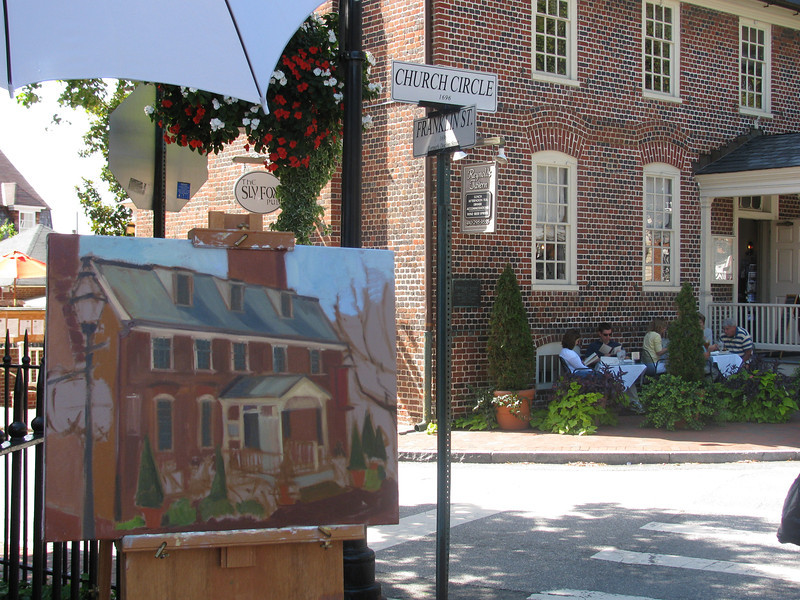 Painting Annapolis