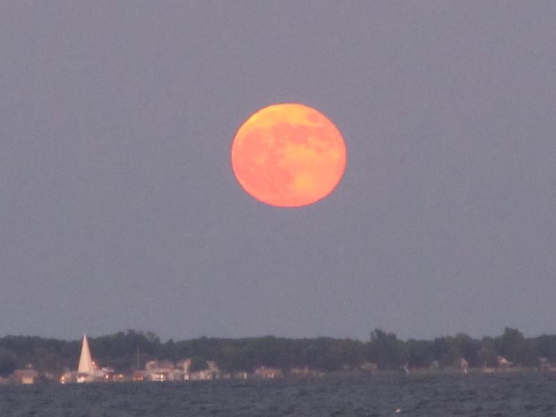 July moon 2012
