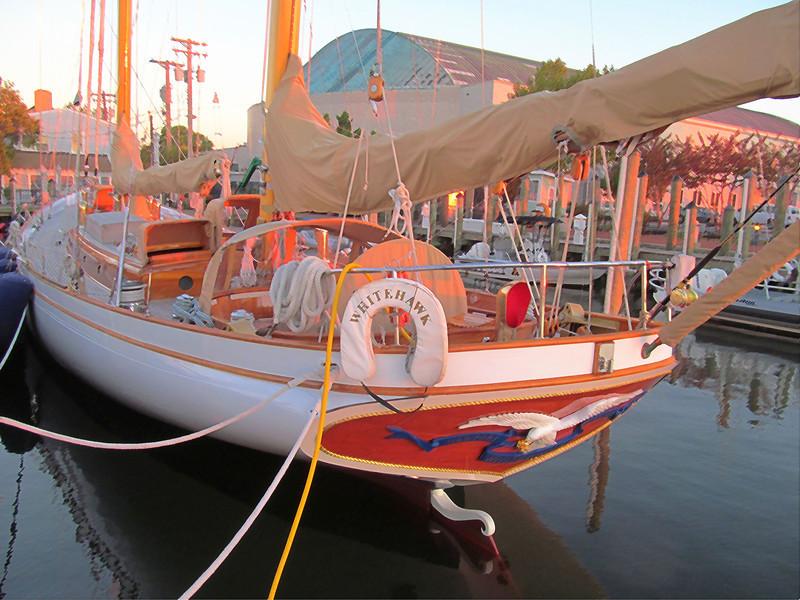 $4.5 Million Dollar yacht