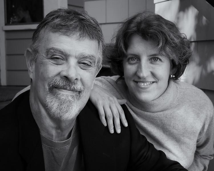 Al and Anne-2878-bw
