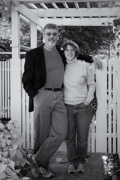 Al and Anne-2853-bw