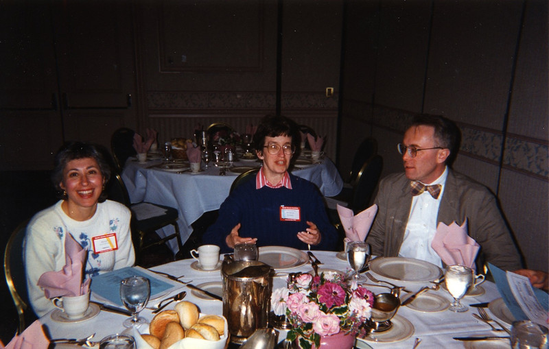 Ellen Dobi, Elizabeth Duffek, and Andy Jones.