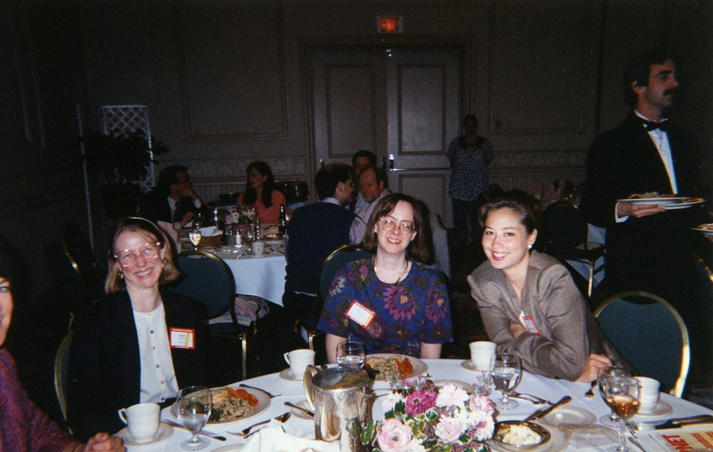 Mary Durham, Nancy Kackley, Amy Fang